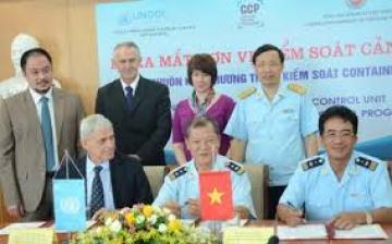 Hài quan Hải tăng cường lực lượng kiểm soát cảng
